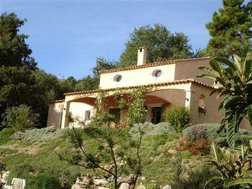 View Villa Valbonne