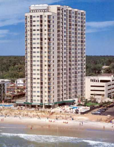 View Luxurious Ocean Front Condo Just