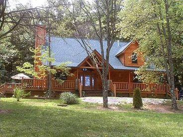 View Adventurewood Log Cabin in Brown