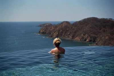 View Sleepy Cove Costa Rica Villas