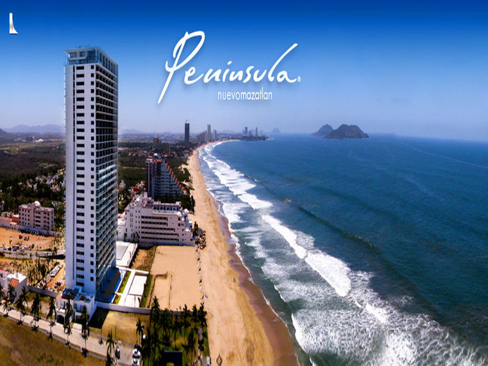 View Luxury Oceanfront Condo in Mazatlan