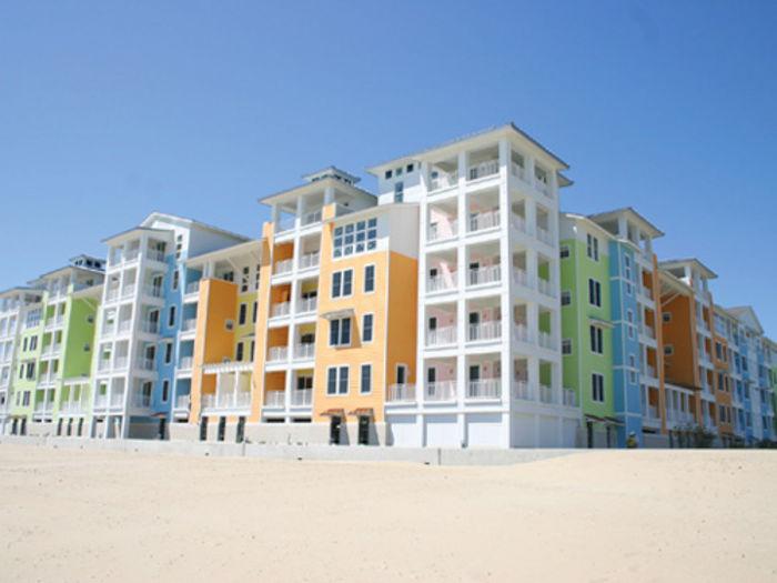 Virginia Beach Virginia Gorgeous New Oceanfront Condo W Pools