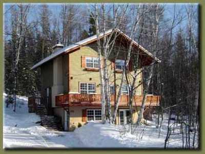 View MontTremblant Cottage