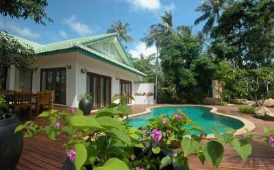 View Beach Village House luxury villa