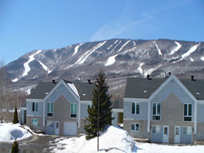 View Quebec City  MontSainteAnnes