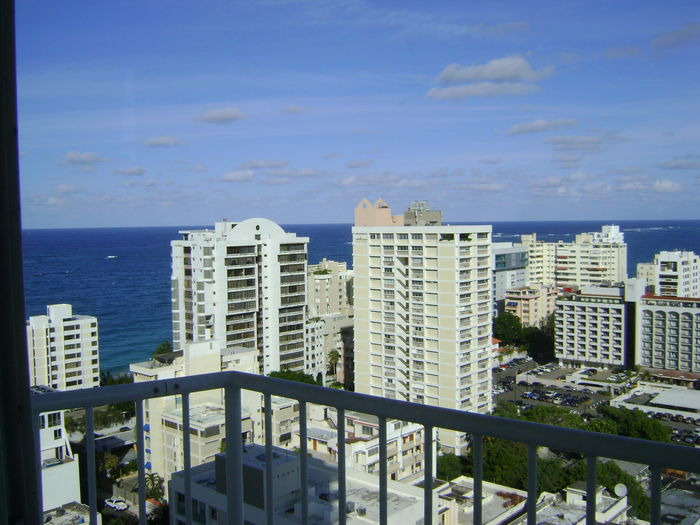 View Studio in the heart of the Condado