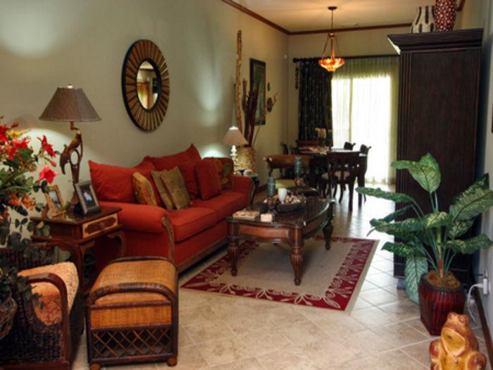 View LOS SUENOS Resort  2 BR 2BA
