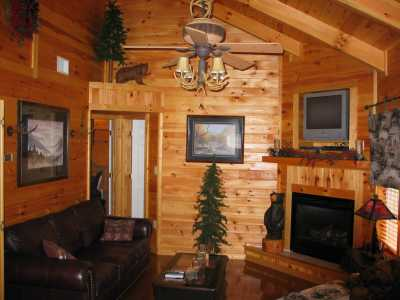 Vacationrentals411 Com Gatlinburg Tennessee Cabin With