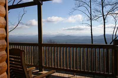 View Grandevue Cabin