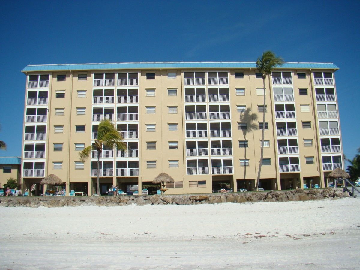 View Voted Best Condominium on the Beach