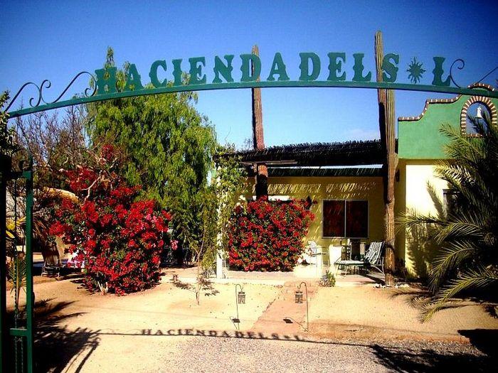 View Hacienda del Sol