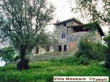 View Villa Manzara