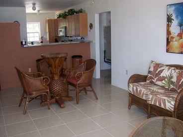 View Three Palms Beach House