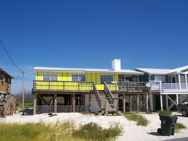 View Fort Morgan Area Beach House 3br