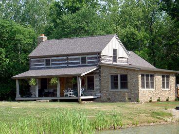 View Hawks Haven Log Cabin  Nashville