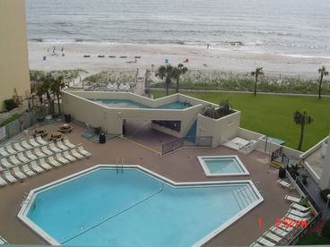 View Condo Directly on the Beach with