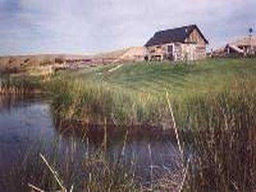 View Vintage Log Cabin