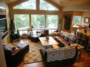 View Maud Lake Lodge  Executive Lakefront