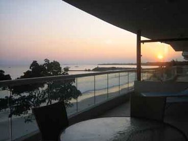 View Punta Mita Condo on the beach