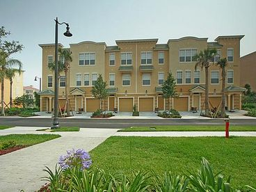 View Brand New Vista Cay Townhome
