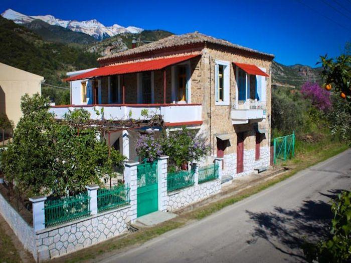 View Villa Douvris