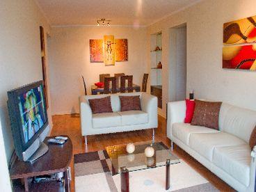 View Luxury Apartment Miraflores Lima