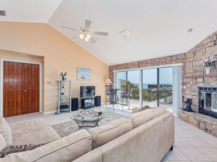 Vacationrentals411 Com Saint Augustine Florida Sun Dancer Beach House Luxury 2 Bedroom Beach