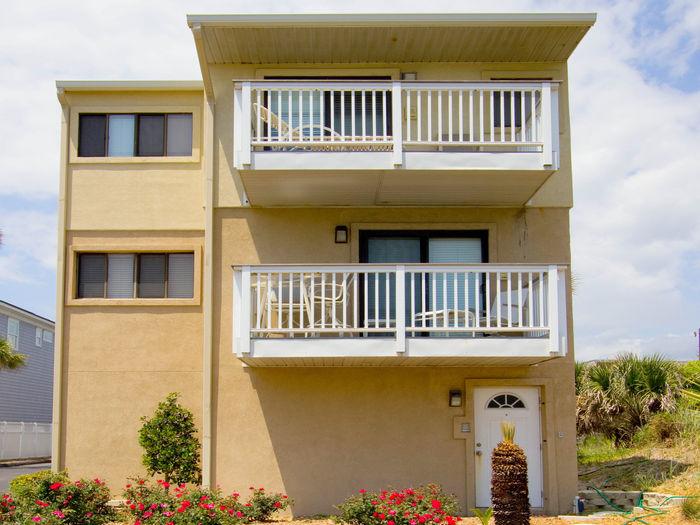 View Vilano Beach Paradise Ocean House