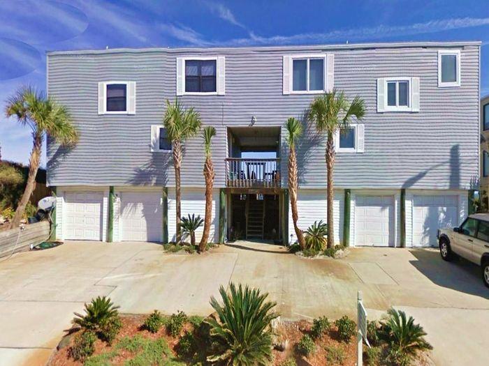 View St Augustine Beach Seahorse House
