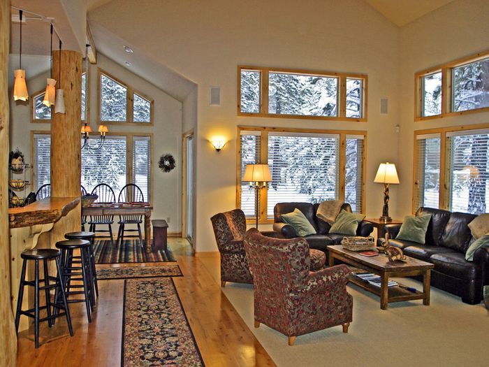 View Ponderosa Lodge at Sunriver  Rustic