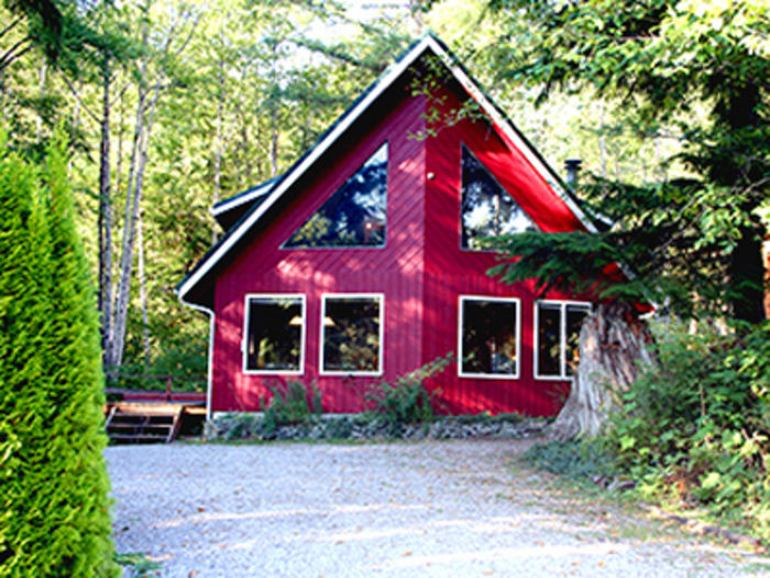 View Mt Baker Lodging Cabins and
