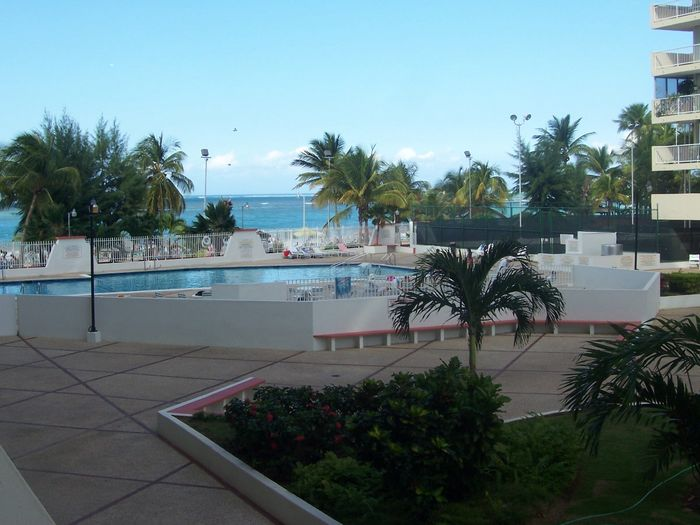 View Luxury Studio apartment Isla Verde