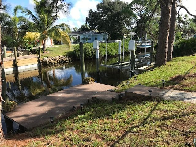 View Englewood Waterfront 2BR Home