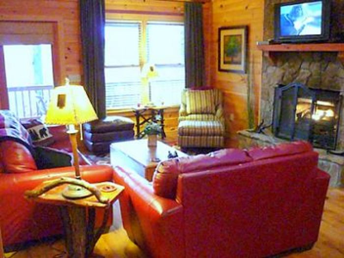 View Bear Valley Ridge  Luxury Cabin