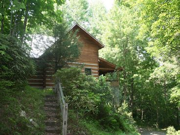 View Timber Top Cabins
