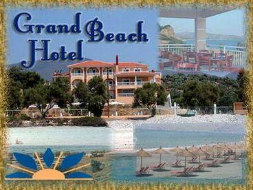 View Grand Beach Limenaria Hotel