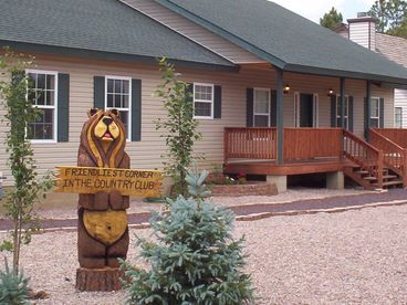 View Pinetop Vacation Rental