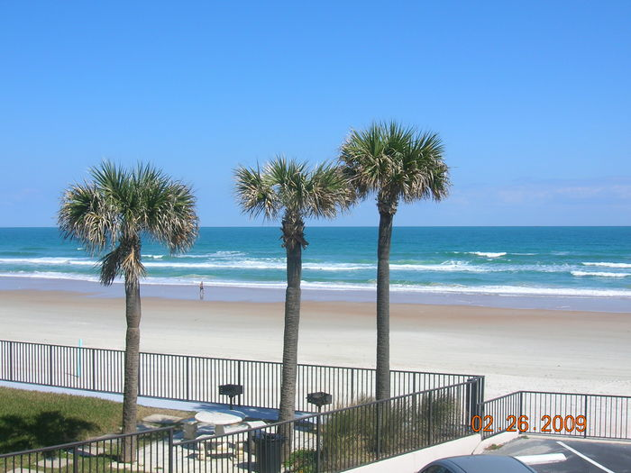 View Direct Ocean Front Two Story Townhouse
