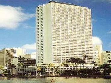 View Island Colony in the Heart of Waikiki