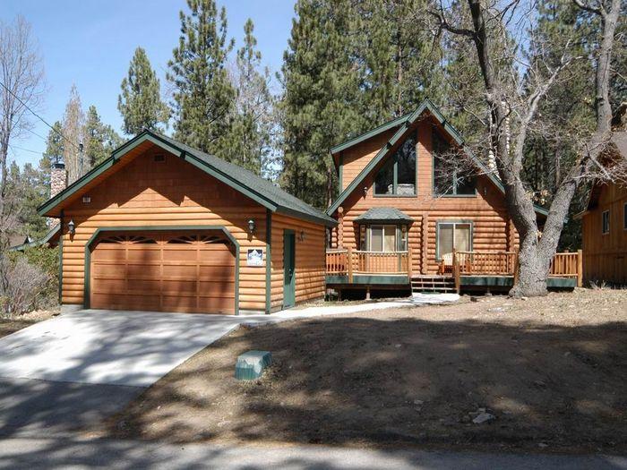 Big bear lake california get 35 for Snow summit cabin
