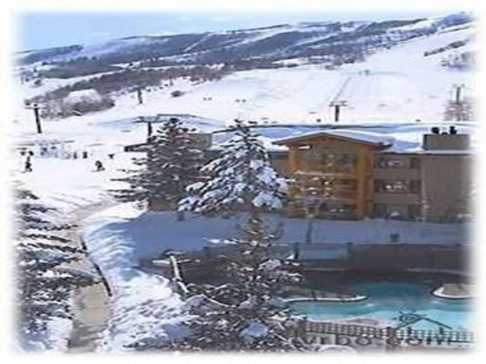 View Beautiful Ski InOut Condo at Park