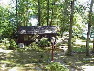 View Cabin at Hawk Hollow