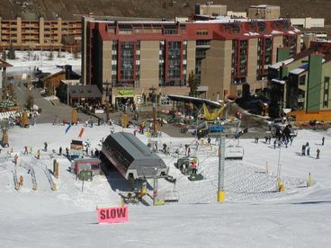 View Mountain Plaza Best Ski InOut