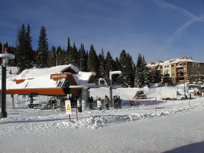 View The Lodge At Copper  Ski To