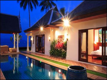 View Stunning 5 Bedroom Beachfront Villa