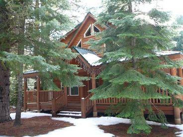 View Teanaway Pines Lodge