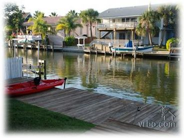 View Gorgeous Canal Front Home in