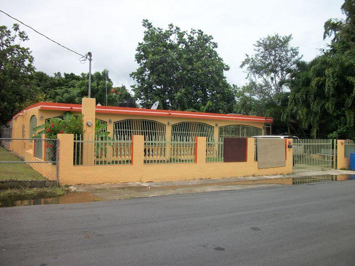 Naguabo Puerto Rico Tropical