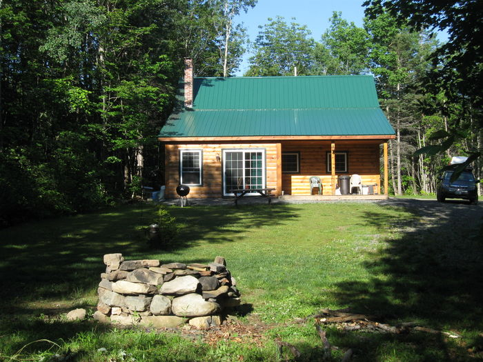 View Brand New Cabin on 6 Quiet  Acres