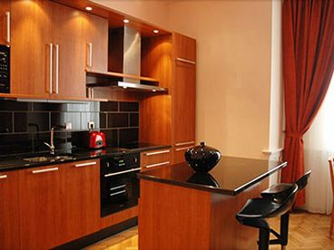 View Luxury Prague Apartment  Designer